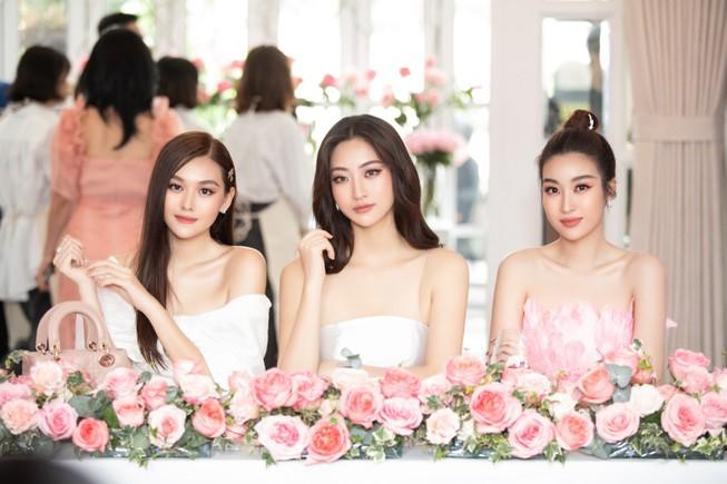 Dàn hậu kêu gọi bạn nữ dự thi Hoa hậu Việt Nam 2020