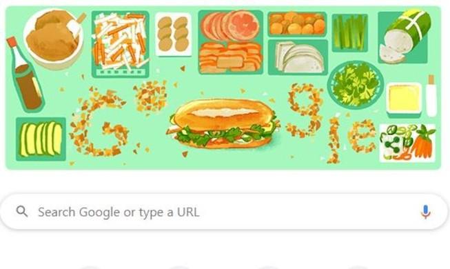 Bánh mì Việt Nam được Google vinh danh
