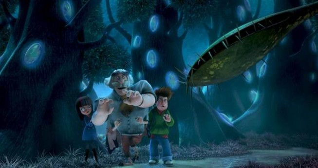 Phim hoạt hình 'Học viện quái vật' hé lộ nhân vật siêu hậu đậu