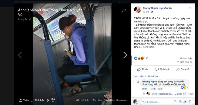Nhân chứng kể chuyện nữ soát vé 'mất việc vì khách đi chui'