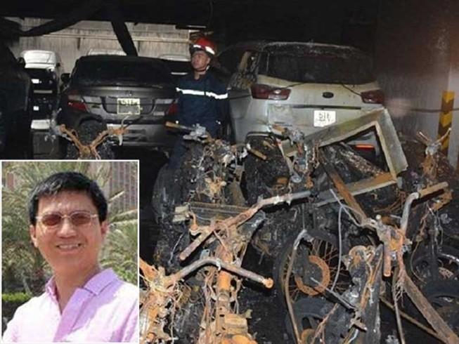 Vụ cháy Carina:  Bắt giam giám đốc Công ty Hùng Thanh