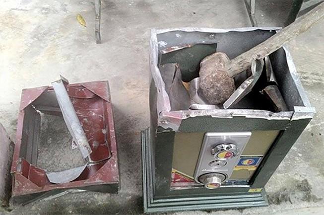 TP.HCM: Trộm liên tục đột nhập nhà dân khiêng két sắt