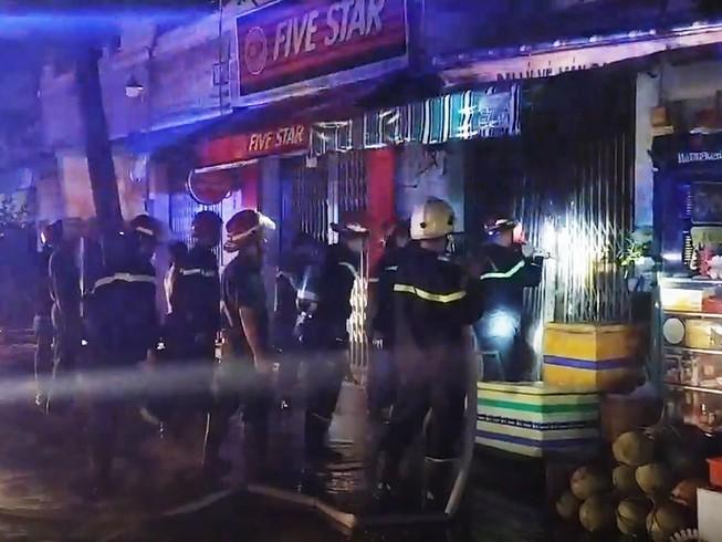 3 người tử vong trong hỏa hoạn ở quận 7, TP.HCM