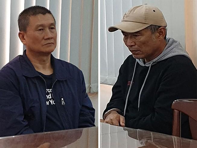 2 thành viên đường dây 1,1 tấn ma túy bị bắt ở TP.HCM
