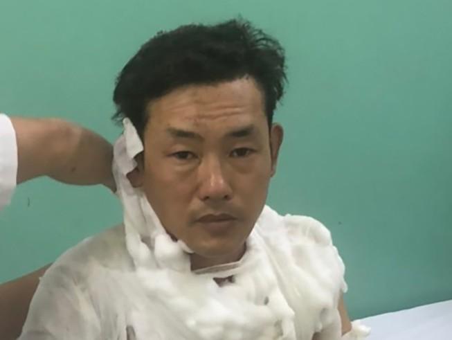 Thanh niên cướp ngân hàng ở Bình Tân gây án như thế nào