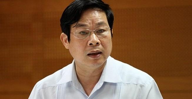 Cách chức Ủy viên Trung ương khóa XI với ông Nguyễn Bắc Son