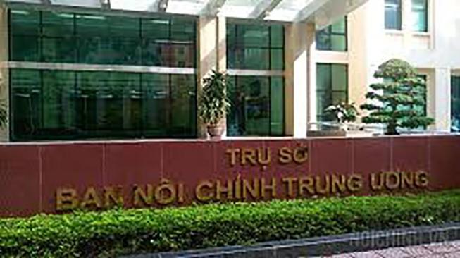 Bộ Chính trị nâng vị thế của Ban Nội chính Trung ương