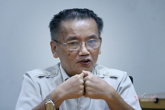 Nguyên Bộ trưởng Bộ Tư pháp Nguyễn Đình Lộc. Ảnh:  Lê Anh Dũng/VNN