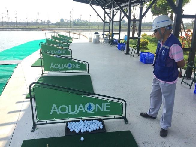 Công ty Nước mặt Sông Đuống xây sân golf trong nhà máy?