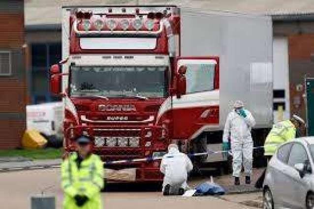 Tiết lộ mới vụ 39 người Việt chết trong container lạnh ở Anh