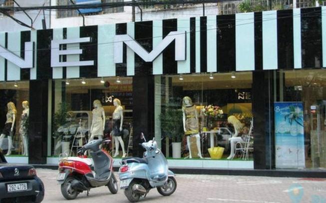 Nợ xấu thời trang NEM hơn 100 tỉ, chỉ bán bằng nửa giá