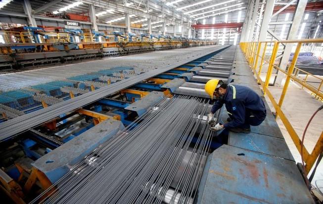 Mỹ chính thức áp thuế hơn 450% với một số sản phẩm thép nhập từ Việt Nam. Ảnh minh họa