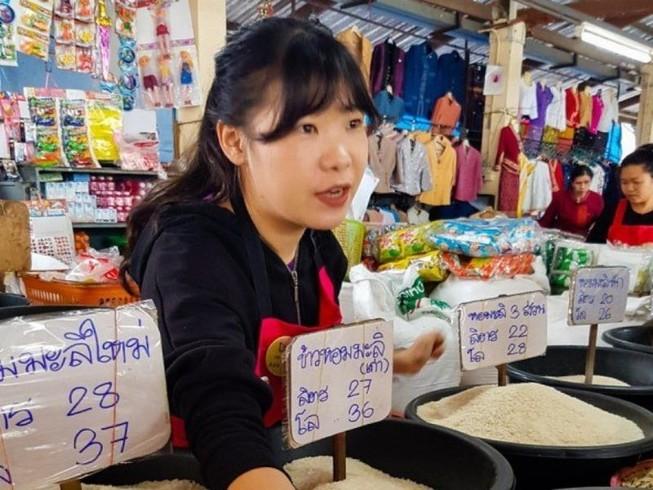 Bất chấp COVID-19 , Thái Lan muốn xuất khẩu 7,5 triệu tấn gạo