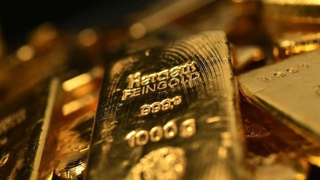 Giá vàng giảm gần 5 triệu đồng trong vòng 1 tháng
