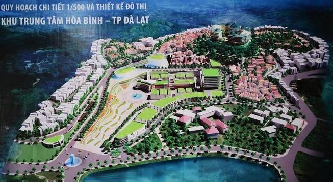 80 kiến trúc sư kiến nghị xem lại quy hoạch TP Đà Lạt
