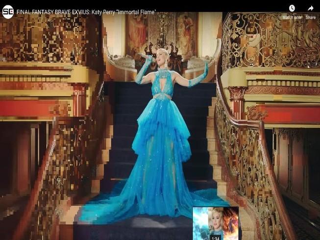 NTK Công Trí hoàn thành bộ váy cho Katy Perry chỉ trong 24 giờ