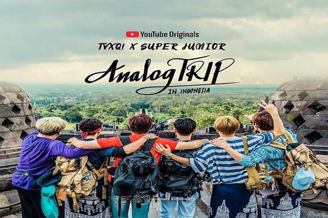 Hành trình du lịch của DBSK và Super Junior sắp công chiếu