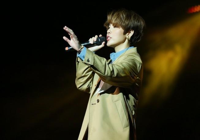 Vũ Cát Tường hai lần liên tiếp tham gia Asia Song Festival