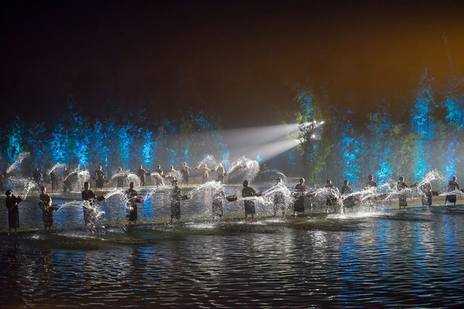 Tinh hoa Bắc bộ nhận giải thưởng sau 2 năm công diễn