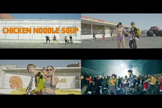 Giải Viral video của năm bất ngờ thuộc về J-Hope (BTS)