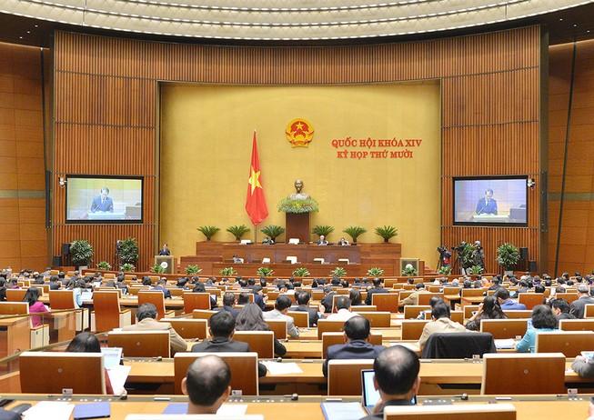 Toàn văn Nghị quyết về tổ chức chính quyền đô thị tại TP.HCM