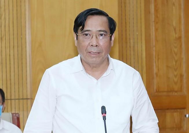 Ông Nguyễn Thanh Bình, Ủy viên Trung ương Đảng, Phó Trưởng Ban Thường trực Ban Tổ chức Trung ương. Ảnh: TTXVN