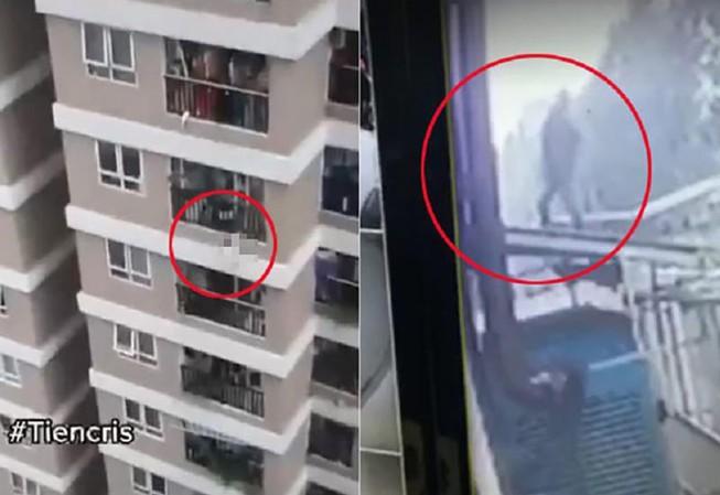 Thủ tướng gửi thư khen người cứu cháu bé rơi từ tầng 12A