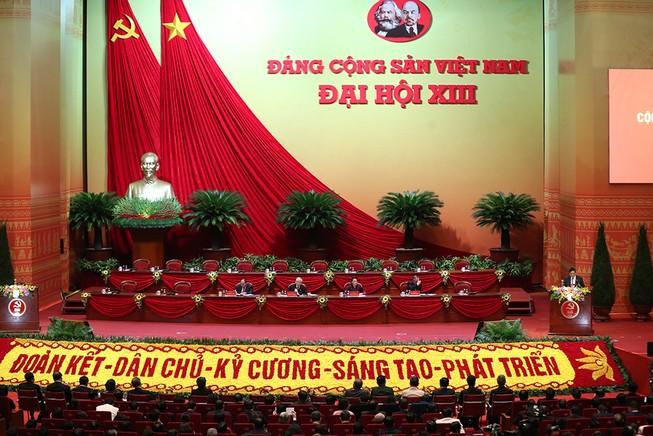 Toàn văn Nghị quyết Đại hội XIII của Đảng
