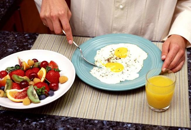 Tăng nguy cơ đột quỵ nếu không ăn sáng