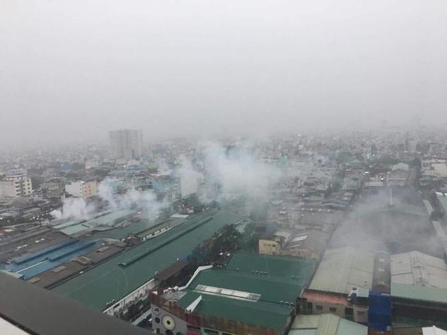Tân Phú 'truy tìm' nguồn gây ô nhiễm