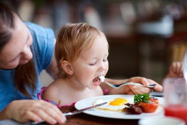 Thực phẩm phổ biến hằng ngày có thể gây dị ứng ở trẻ