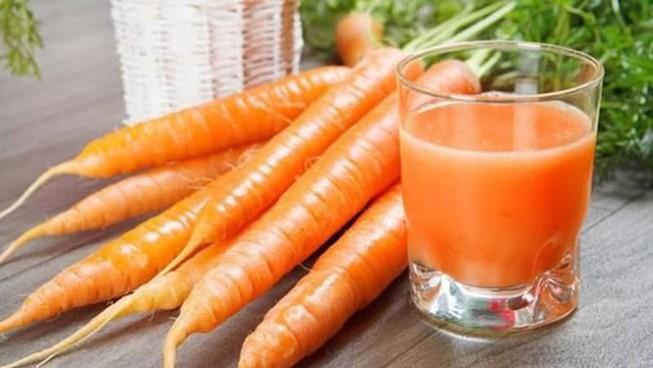 Cà rốt giúp giảm nguy cơ mắc bệnh tiểu đường