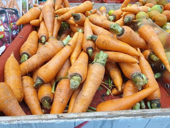 Điều gì sẽ xảy ra cho cơ thể nếu ăn nửa củ cà rốt mỗi ngày?