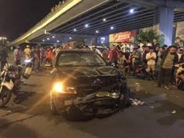 Gây tai nạn giao thông cho 2 người có bị xử phạt hình sự?