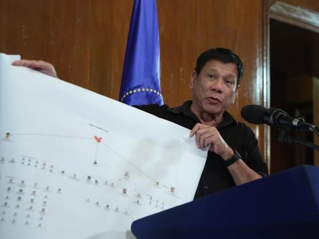 Philippines: Thị trưởng dính đến ma tuý bị bắn chết