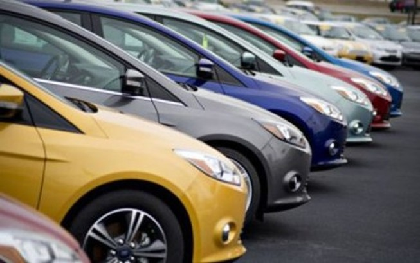 Người Việt mua ô tô tăng cao 'chóng mặt'