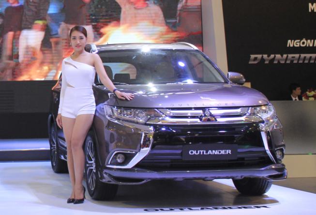 Vì sao hơn 3.000 xe Mitsubishi bị thu hồi?