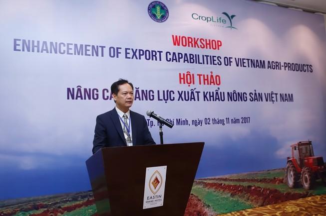 Nhiều lô nông sản Việt bị các nước trả về: Vì sao?