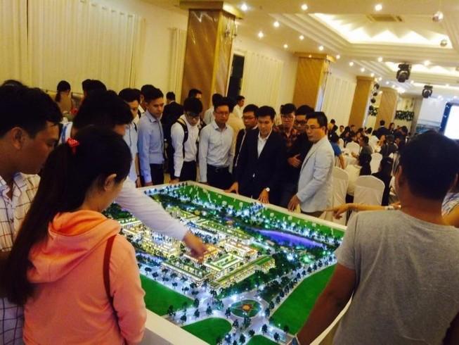 Nhà đất ở Bà Rịa-Vũng Tàu đang 'rục rịch' tăng giá
