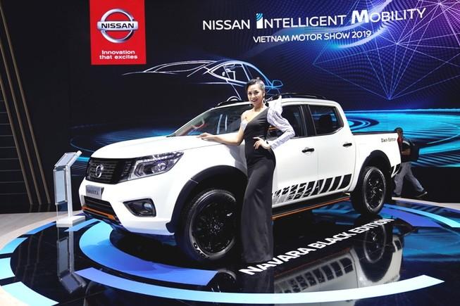 Nissan trang bị loạt công nghệ thông minh hút khách