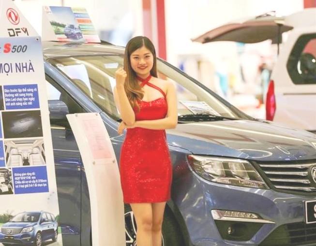 Ô tô Trung Quốc 'chạy' vào Việt Nam tăng gấp 6 lần
