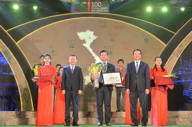 Top 100 doanh nghiệp phát triển bền vững
