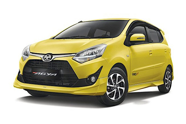 Toyota bất ngờ ra mắt mẫu hatchback giá chỉ hơn 230 triệu đồng