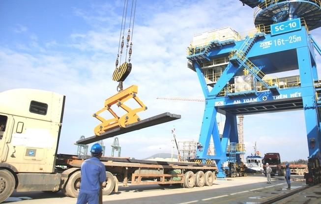 Trung Quốc tăng mua sắt thép Việt Nam gấp 18 lần