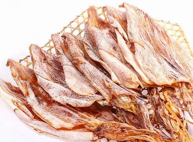 Việt Nam thu về gần 44 triệu USD từ bán mực, bạch tuộc