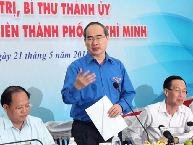 Bí thư Nguyễn Thiện Nhân: 'Chúng tôi sẽ quyết liệt hơn'