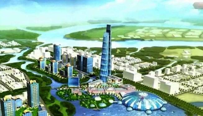 TP.HCM nói gì về việc đấu giá 9 khu đất 'vàng' ở Thủ Thiêm?