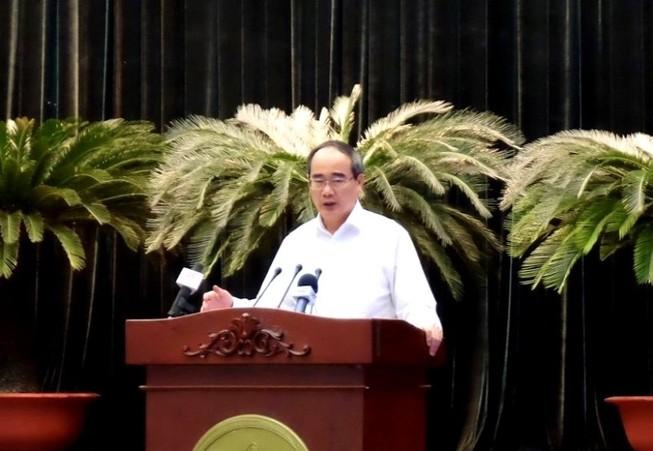 Bí thư Nguyễn Thiện Nhân nêu lý do TP.HCM sinh ít