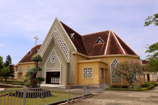 Tu viện và nhà thờ Thủ Thiêm được xếp hạng di tích cấp TP