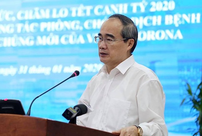 Bí thư Nguyễn Thiện Nhân nói về vụ đánh bạc ở Củ Chi